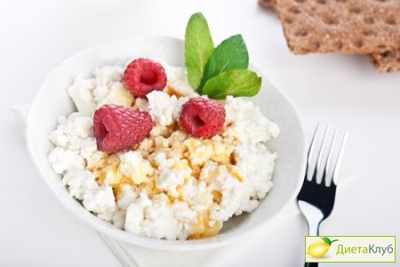 диетические десерты из творога, диетические сырники из творога