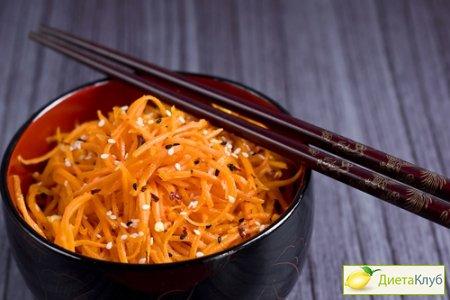 корейская морковка рецепт в домашних условиях фото