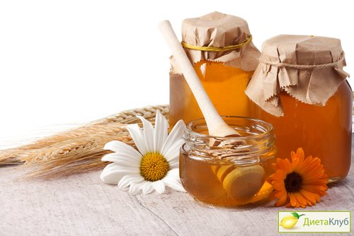 медовые обертывания