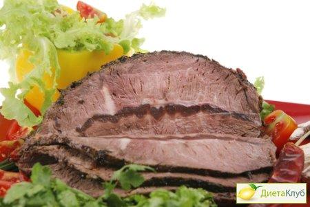 рецепт говядина одним куском в духовке рецепт