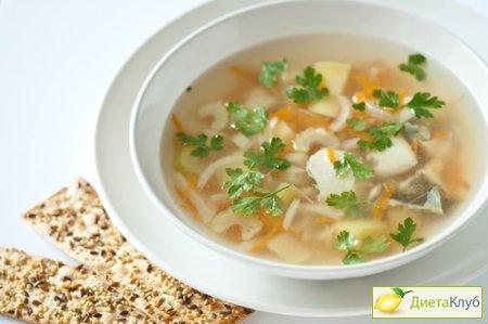 Суп с сардины консервы с маслом рецепт