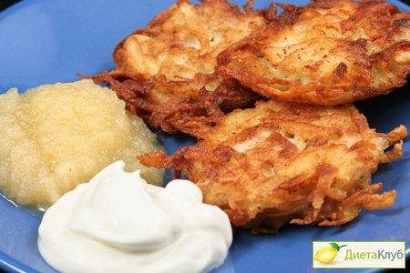 рецепт приготовления драников из картошки
