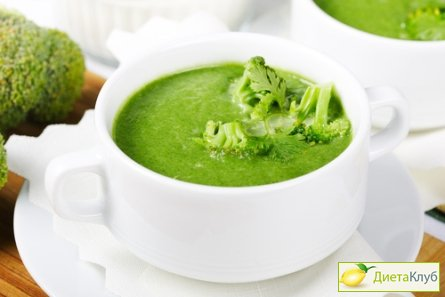 рецепты супов из брокколи