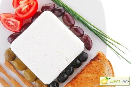 сыр фета полезные свойства, фото