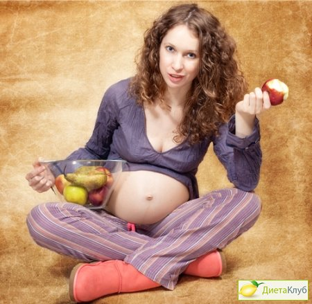 Диета гастрита при беременности