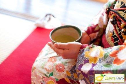 крепкий чай для похудения