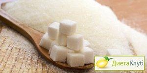 сахар и диета
