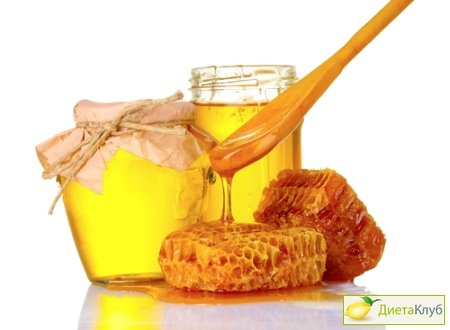 мед калорийность, мед польза