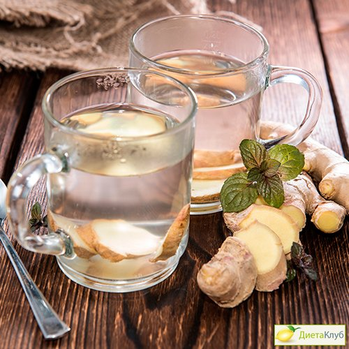 как варить имбирный чай для похудения