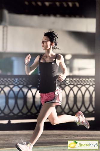 как бегать чтобы похудеть в ногах