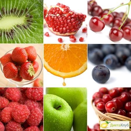 фруктовая диета на неделю