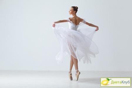 меню диеты балерин, отзывы о питании балерин